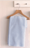 Paloma de la O Light Blue Knitted Baby Blanket - Eat Play Love