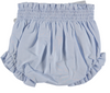 Bloomer Light Blue with Bow - Eat Play Love