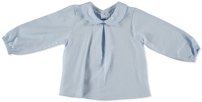Paloma de la O Baby Shirt Blue - Eat Play Love