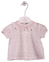 Wedoble Baby Blouse Flower - Eat Play Love