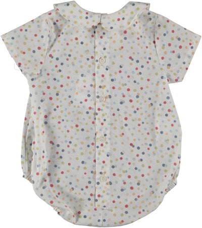 Paloma Body Suit Polka Dots - Eat Play Love