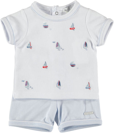 Boats Baby Two Piece - Eat Play Love