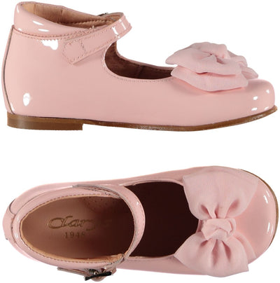 Kids Shoe with Large Bow - Eat Play Love