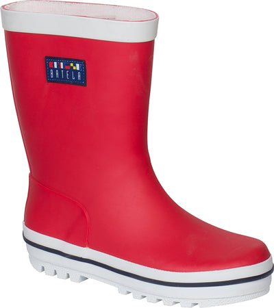 Batela Rubber Boots Red - Eat Play Love
