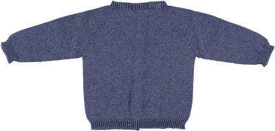 Baby Cardigan Blue Paloma - Eat Play Love