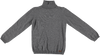 Cotton Turtleneck Grey - Eat Play Love