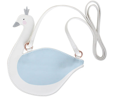 Gracious Swan Cross Body Bag - Eat Play Love