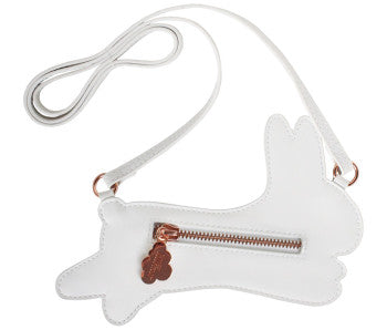 White Rabbit Cross Body Bag - Eat Play Love