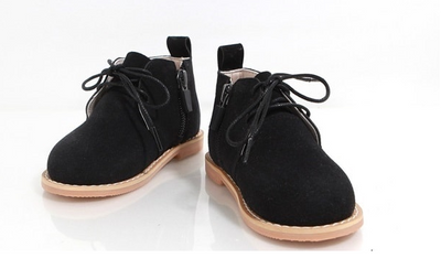 Desert Boot Black - Eat Play Love