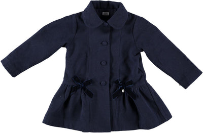 Laivicar Navy Coat - Eat Play Love