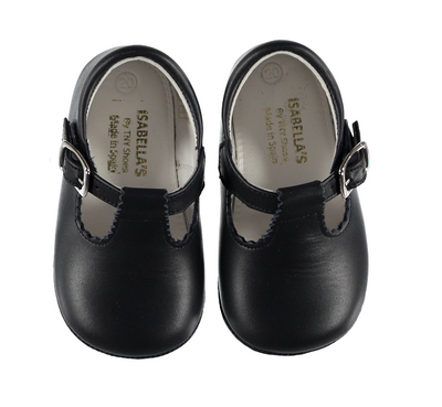 Baby Shoes Navy - Eat Play Love