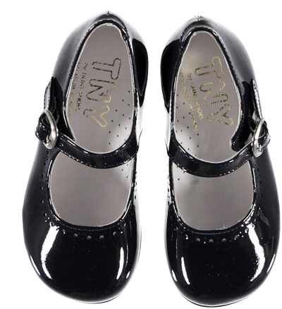 Mary Janes Black Patent - Eat Play Love