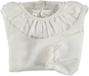 Baby Blouse with Scallop collar - Eat Play Love