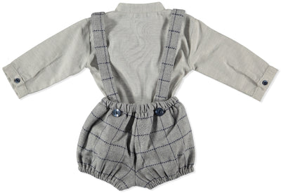 Paloma de la O Baby Boy Set - Eat Play Love
