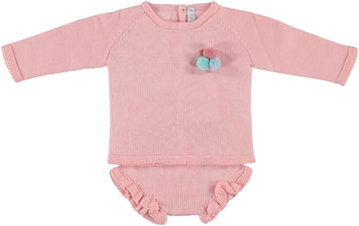 Paloma Baby Knitwear Pompom Set - Eat Play Love