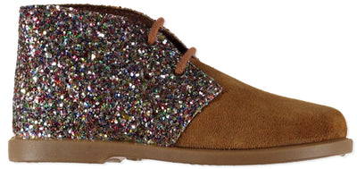 Glitter Shoes Camel - Eat Play Love