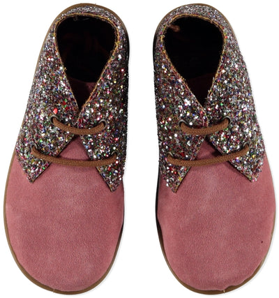 Glitter Shoes Pink - Eat Play Love