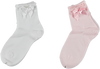 Short Socks with Bow - Eat Play Love