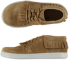 Fringe Camel Boy Sneaker - size 25-30 - Eat Play Love