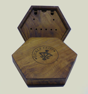 Luxury Handcrafted Wood Box
