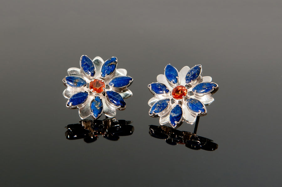 Flowers Of Fortune Earrings