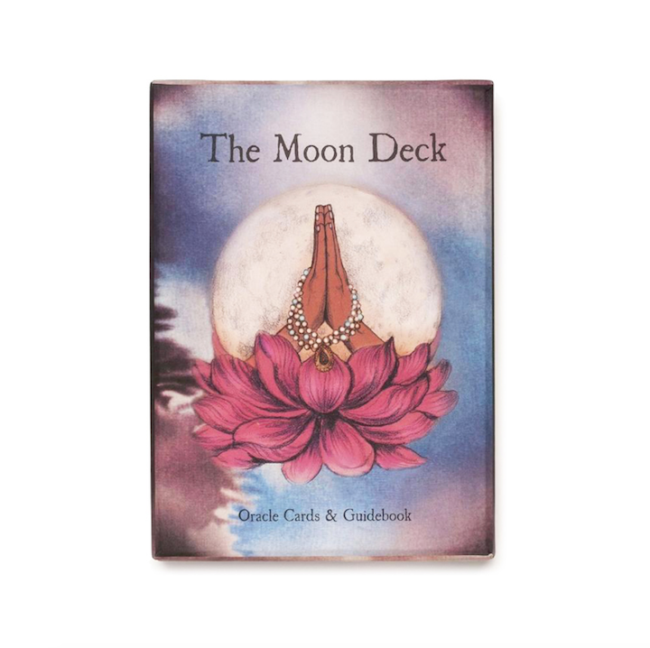 The Moon Deck- Oracle Cards & Guidebook