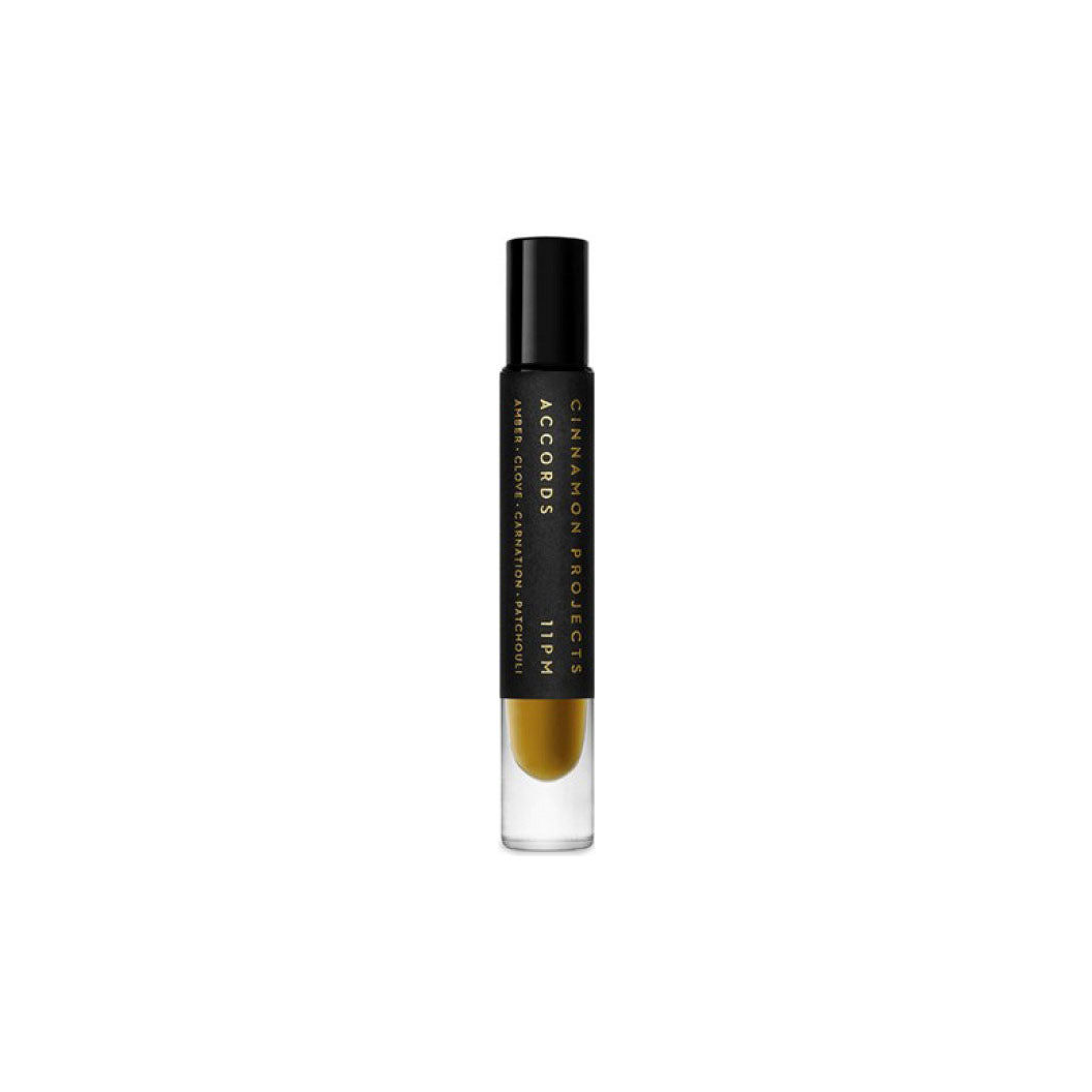 Cinnamon Projects Accords 11PM Perfume