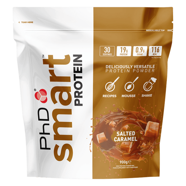 Salted Caramel PhD Smart Nutrition 900g