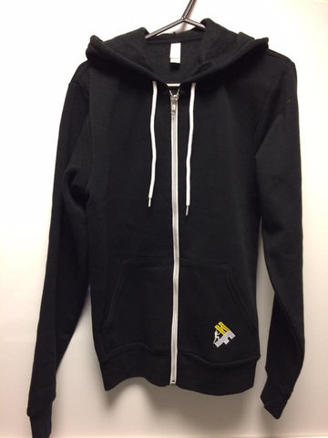 Hard Fitness Zip Up Hoodie