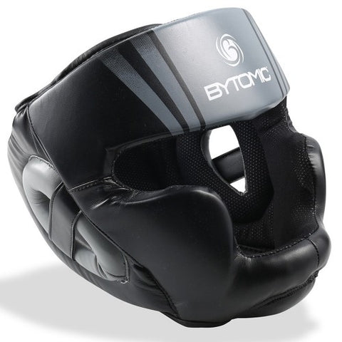 Bytomic axis head guard in black/grey
