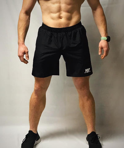 Hard Fitness men's quick dry gym shorts