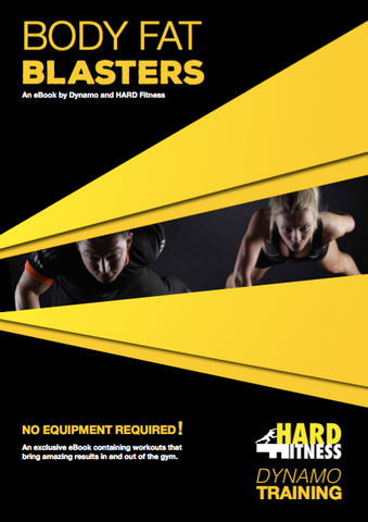 Body Fat Blasters ebook for an easy at home workout.