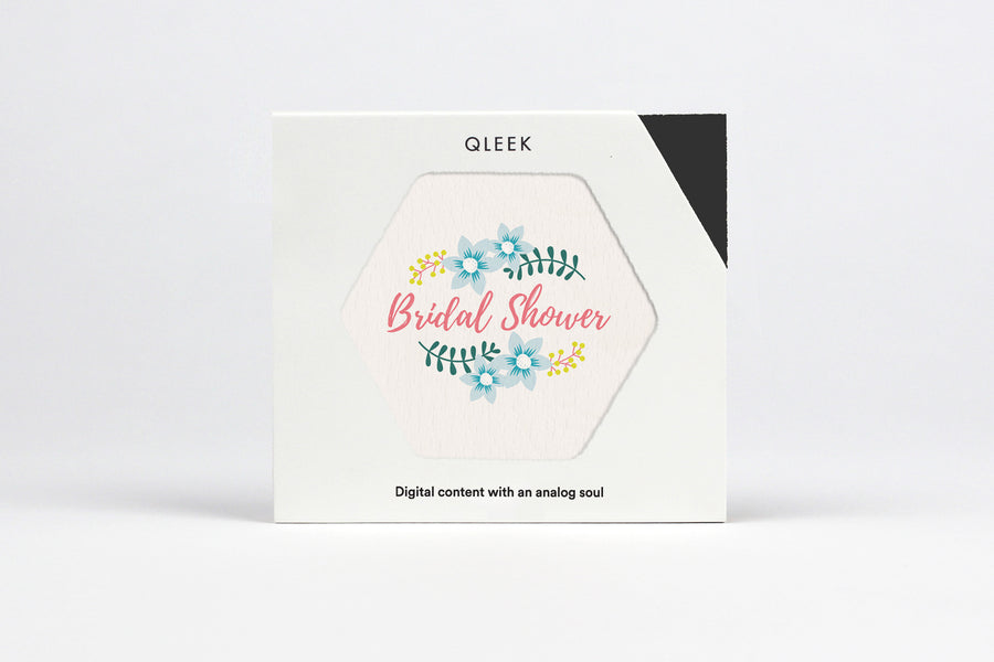 Try Our Bridal Shower Qleek Sample, FREE!