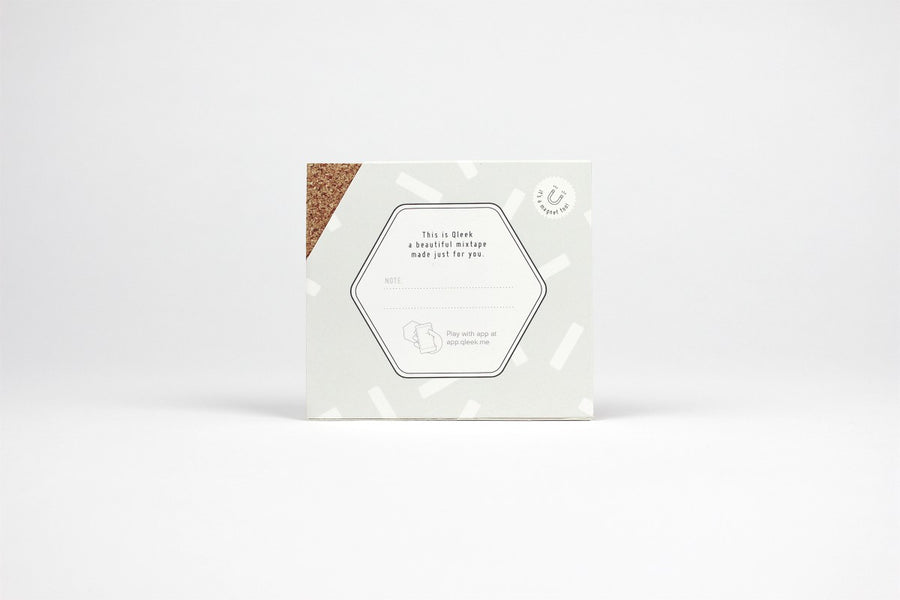 Qleek packaging