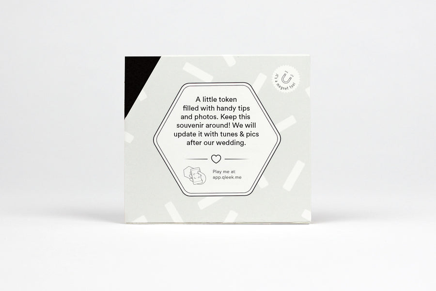 Try Our Invitation Qleek Sample, FREE!