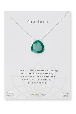 NECKLACES, ABUNDANCE