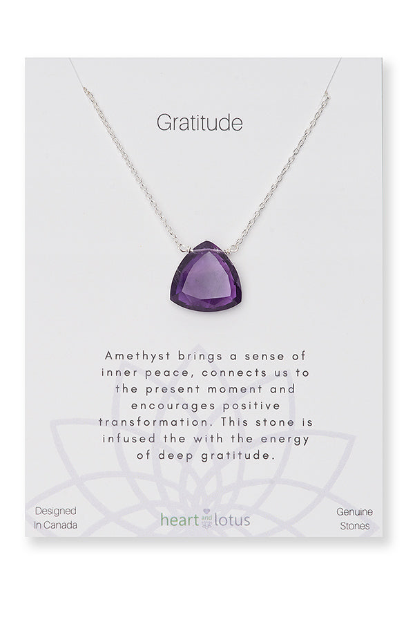 NECKLACES, GRATITUDE