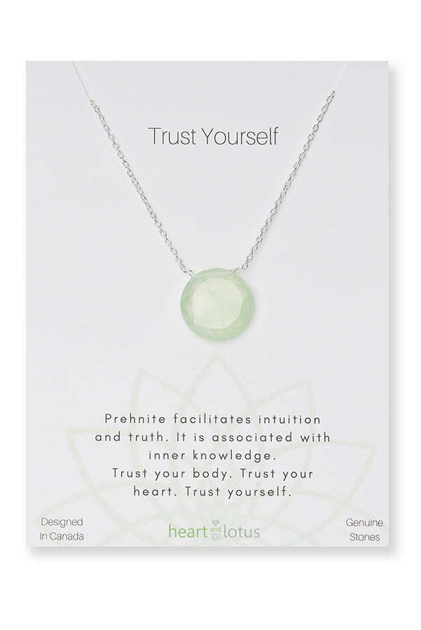NECKLACES, TRUST YOURSELF