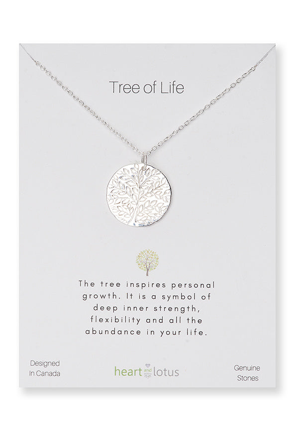 NECKLACES, TREE OF LIFE