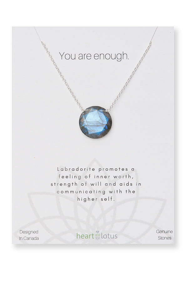 NECKLACES, YOU ARE ENOUGH