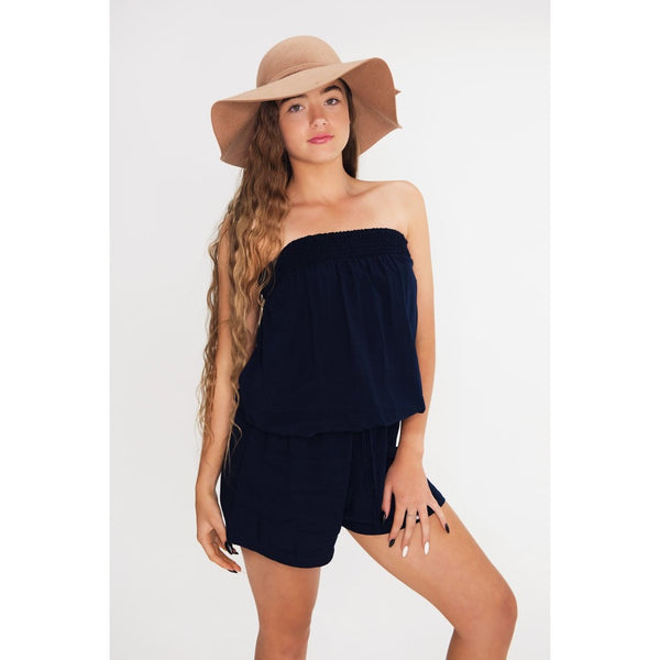 Lalasa Boob Tube Playsuit