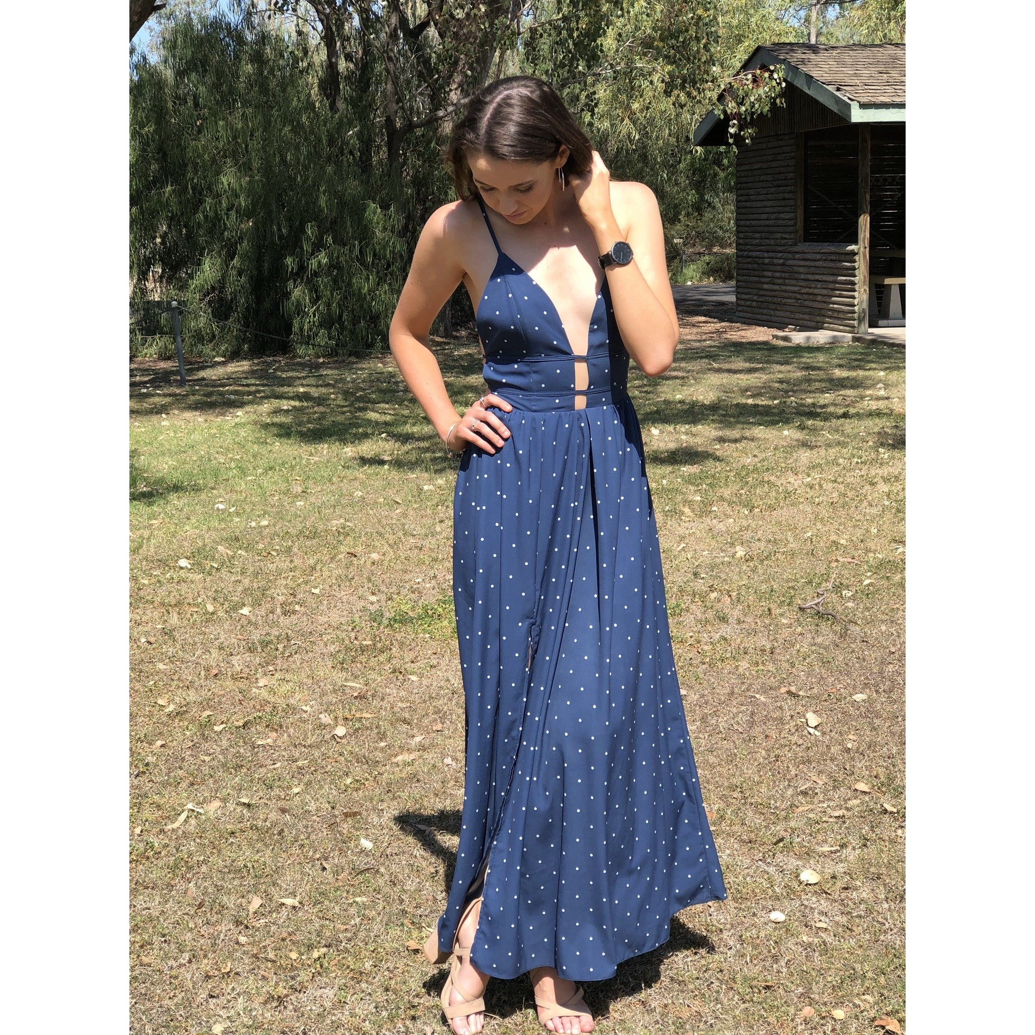 Madeleine Grace The Label Presents The Ava Maxi Dress.  Go from day to night in this stunning maxi.  The Ava will never go out of style!!