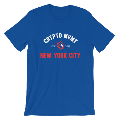 CRYPTO MVMT-  NEW YORK CITY