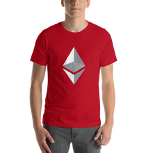 Load image into Gallery viewer, ETHEREUM LOGO TEE