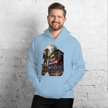 "Load image into Gallery viewer, ""BUY BITCOIN"" GRAFFITI CRYPTONAUT HOODIE"