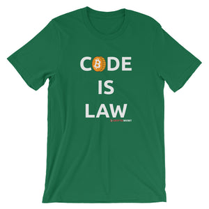 CODE IS LAW T-Shirt
