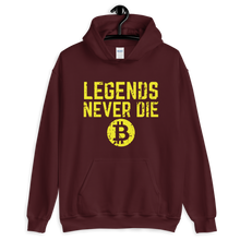 Load image into Gallery viewer, LEGENDS NEVER DIE - HOODIE