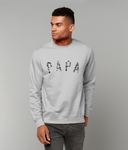 Limited Edition Military Dad PAPA Sweatshirt
