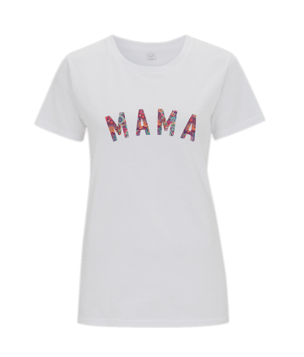 Short Sleeved MAMA T Shirt
