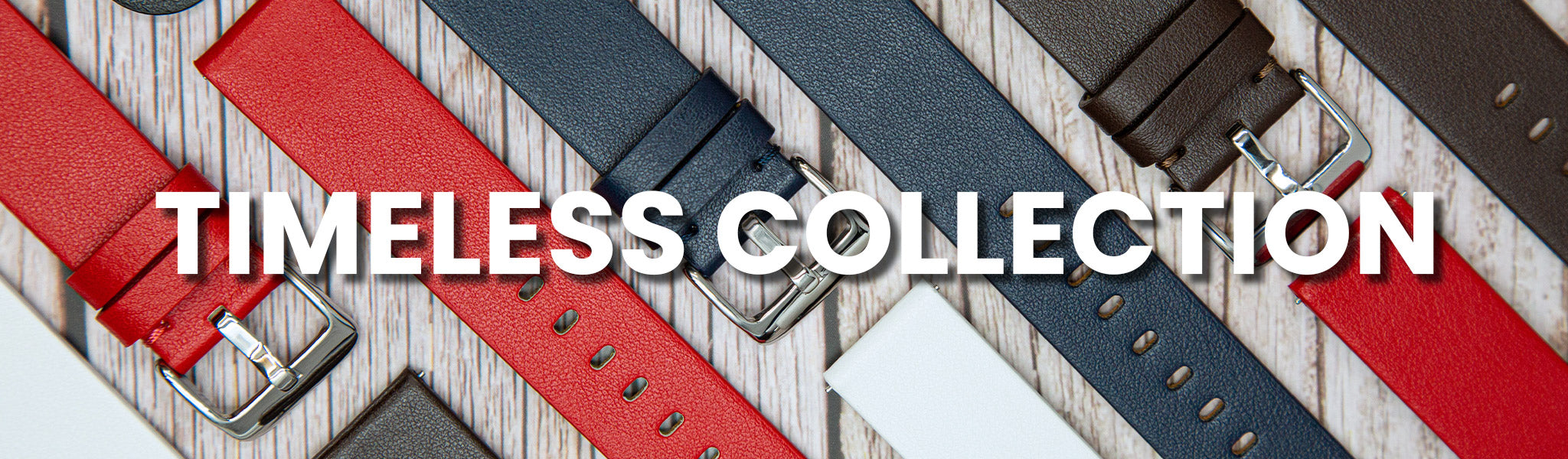 Timeless Leather Collection